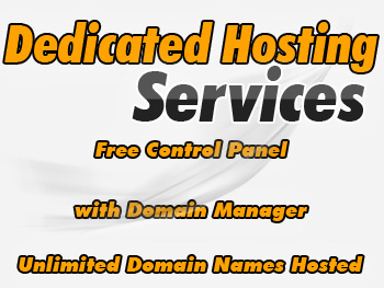 Moderately priced dedicated server hosting services